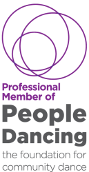 People Dancing Prof Member Logo