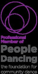 People Dancing Prof Member Logo
